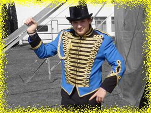 www.brumbach.at - Eine Artistenfamilie macht Circus fur
